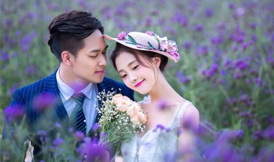 Mr林&Mrs刘