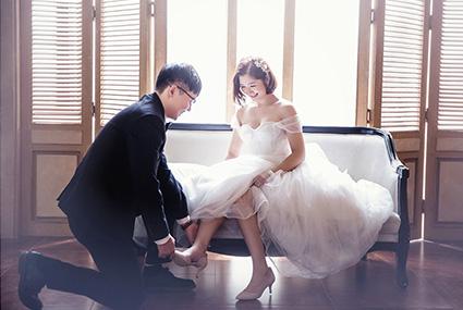 Mr徐&Mrs姜