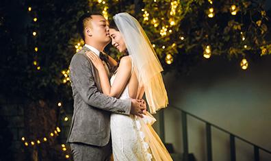 Mr何&Mrs谢