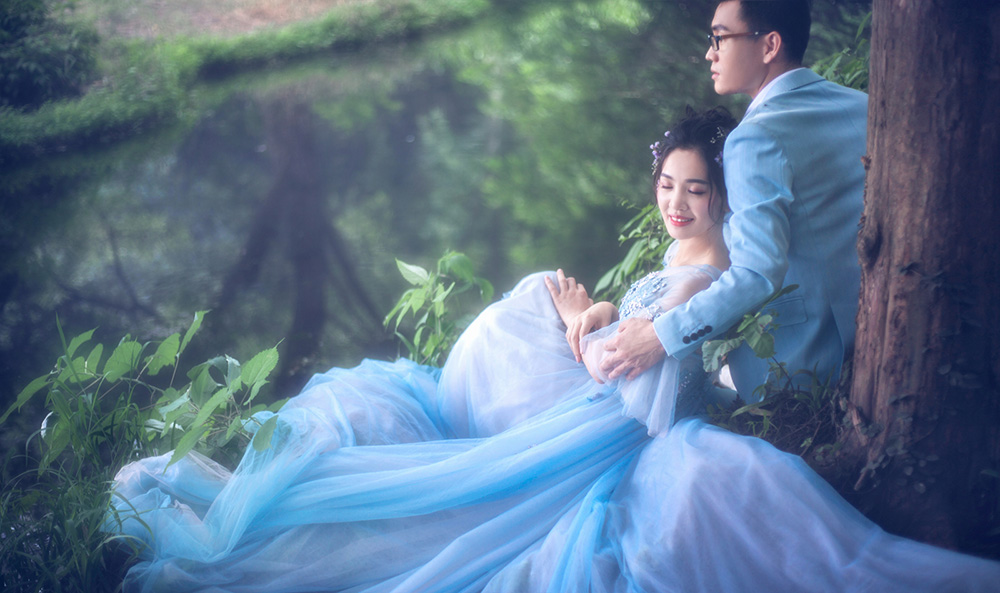 Mr邓先生&Mrs杨女士